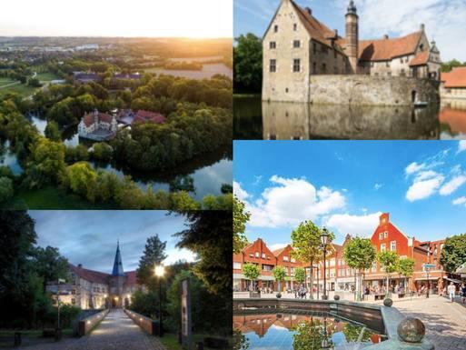 Unsere schöne Stadt #luedinghausen