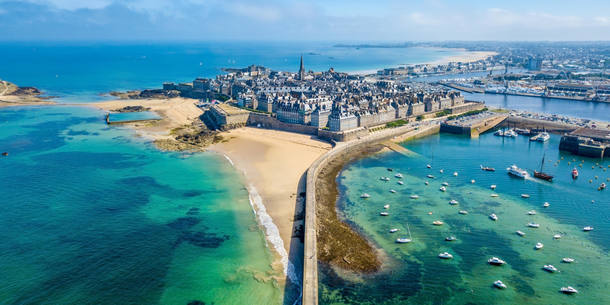 Our incredible city : Saint-Malo