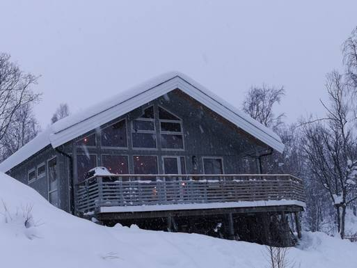 Home exchange country Norveç,Liland, Nordland,Nice modern cottage in northern Norway,Home Exchange Listing Image