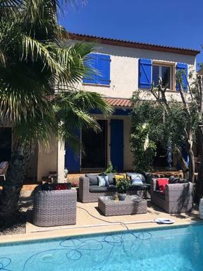 País de intercambio de casas Francia,SAINT GEORGES D ORQUES, OCCITANIE,Villa 10 min of Montpellier,Imagen de la casa de intercambio