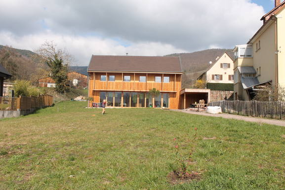 Boligbytte i  Frankrike,wihr au val, Alsace,New home exchange Colmar France,Home Exchange & House Swap Listing Image