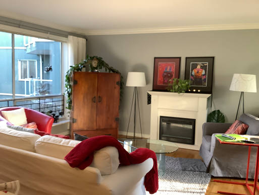 Home exchange in Canada,Vancouver, BC,Beautiful two bedroom, two bathroom condo,Home Exchange & Home Swap Listing Image