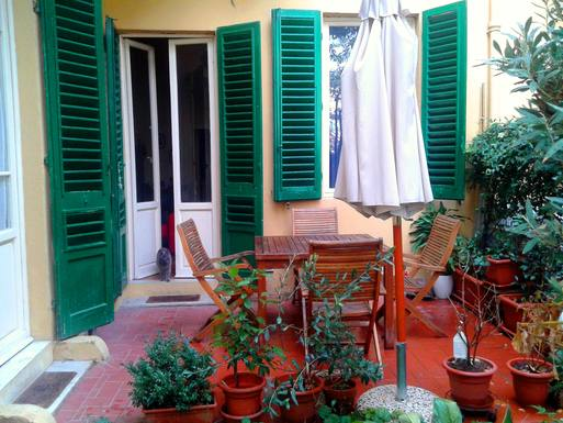 Bostadsbyte i Italien,Firenze, Toscana,Lovely apartment, with garden in Florence,Home Exchange Listing Image