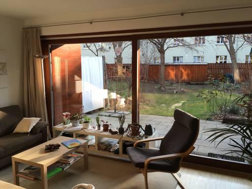 Huizenruil in  Duitsland,Dresden, Sachsen,ruhiges Haus inmitten der Dresdner Neustadt,Huizenruil foto advertentie