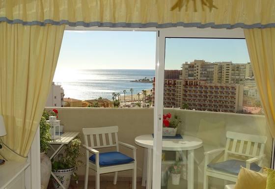 Huizenruil in  Spanje,Benalmadena, Malaga,New home exchange offer in Benalmadena Spain,Huizenruil foto advertentie