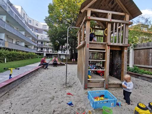 Boligbytte i  Tyskland,München, Bayern,Family friendly Flat with huge roof top terra,Home Exchange & House Swap Listing Image
