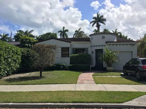 Bostadsbyte i USA,Miami, Florida,1930s house Historic Morningside, Miami,Home Exchange Listing Image