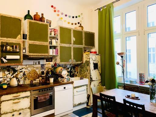 Bostadsbyte i Tyskland,Berlin, Berlin,Spacious kids-friendly apartment in Berlin,Home Exchange Listing Image