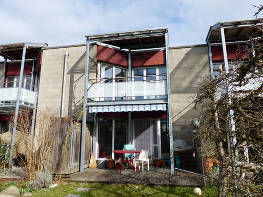 Home exchange in Switzerland,Hinterkappelen Wohlen b. Bern, Kanton Bern,Row house in family friendly neighborhood,Home Exchange & Home Swap Listing Image