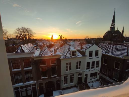 View from the appartement