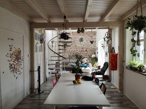 BoligBytte til Tyskland,Köln, Nordhrein-Westfalen,Grande maison accueillante au cœur de Cologne,Boligbytte billeder