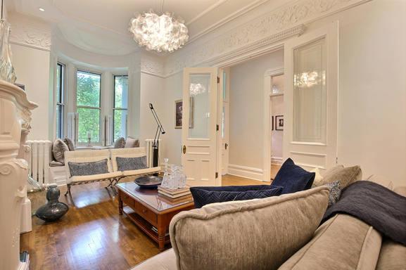 Échange de maison en Canada,Montreal, Québec,New **luxurious flat in the heart of Montreal,Echange de maison, photos du bien