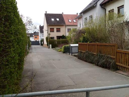 Échange de maison en Allemagne,Reinheim, Hessen,Reihenhaus im vorderen Odenwald,Echange de maison, photos du bien