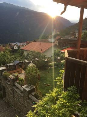 País de intercambio de casas Suiza,Tomils, Graubünden,Schön renoviertes Haus in den Alpen Nähe Chur,Imagen de la casa de intercambio