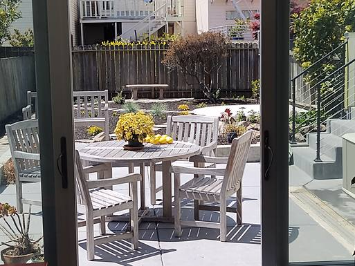 País de intercambio de casas Estados Unidos,San Francisco, CA,Spacious Sunny Garden Flat, San Francisco,Imagen de la casa de intercambio