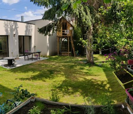 Home exchange in France,Tours, Indre-et-Loire,New home exchange offer in Tours France,Home Exchange  Holiday Listing Image