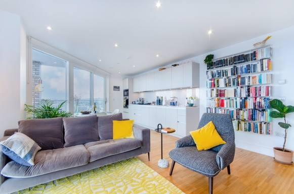 País de intercambio de casas Reino Unido,London, London,Central London flat in vibrant Brixton,Imagen de la casa de intercambio