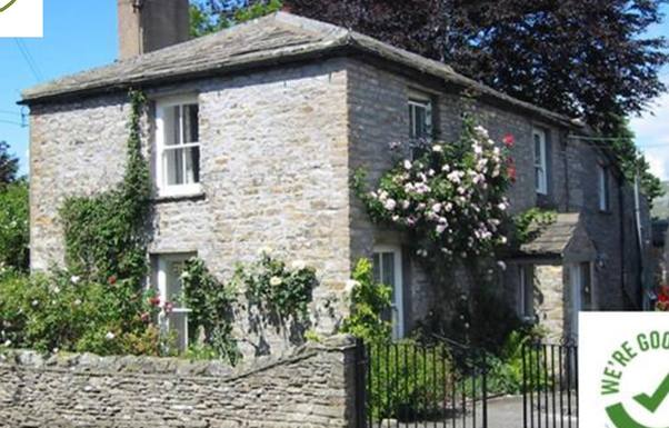 País de intercambio de casas Reino Unido,Thornton Rust, nr Leyburn, North Yorkshire,Cosy & Quirky Traditional Dales Cottage,Imagen de la casa de intercambio