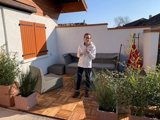 Koduvahetuse riik Prantsusmaa,prevessin, Auvergne Rhone-Alpes/Ain,New home exchange offer close to Geneva,Koduvahetuse kuulutuse pilt
