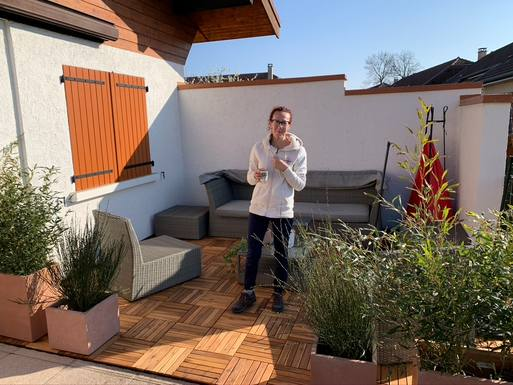 Kodinvaihdon maa Ranska,prevessin, Auvergne Rhone-Alpes/Ain,New home exchange offer close to Geneva,Kodinvaihto ilmoituksen kuva
