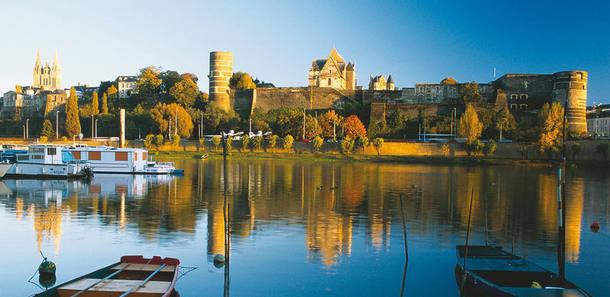 Kodinvaihdon maa Ranska,ANGERS, Vallée de la Loire,Lovely house with garden in loire Valley,Kodinvaihto ilmoituksen kuva
