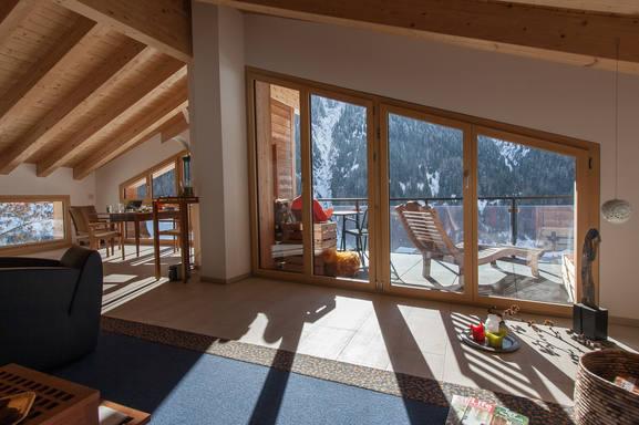 Kodinvaihdon maa Sveitsi,Blitzingen, VS,appartment in the mountains, 2 pers., no kids,Kodinvaihto ilmoituksen kuva