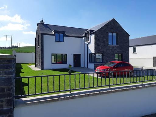 Kodinvaihdon maa Irlanti,Donore, Co. Meath,Modern new build in the scenic Boyne valley,Kodinvaihto ilmoituksen kuva