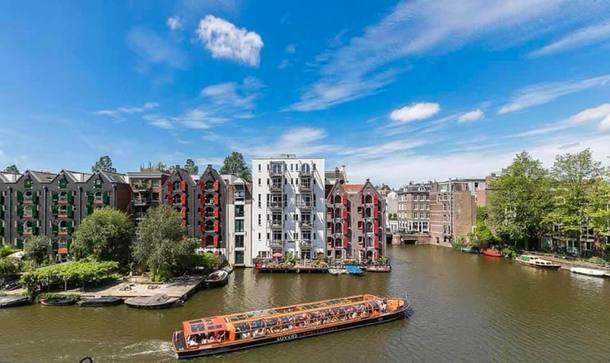 Échange de maison en Pays-Bas,Amsterdam, NH,Canal apartment in the centre of Amsterdam,Echange de maison, photos du bien