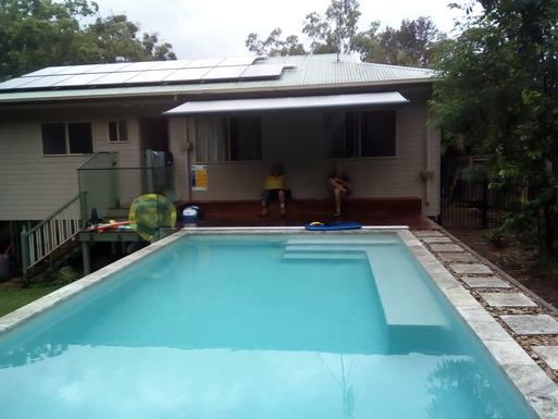 Échange de maison en Australie,Yandina, QLD,New home exchange offer in Yandina Australia,Echange de maison, photos du bien