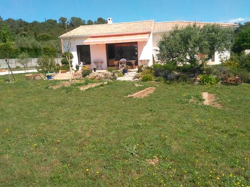 BoligBytte til Frankrig,LAURET, Occitanie,Home between Nîmes-Montpellier in wine region,Boligbytte billeder