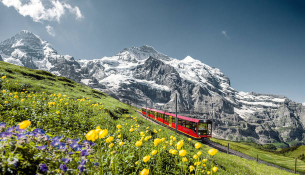 Échange de maison en Suisse,Grindelwald, Bern,Spacious apartment in the swiss alps,Echange de maison, photos du bien