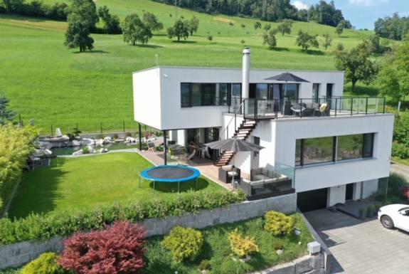 País de intercambio de casas Suiza,Kriens, Luzern,Switzerland - Lucerne, 3k, E - House (2 floor,Imagen de la casa de intercambio