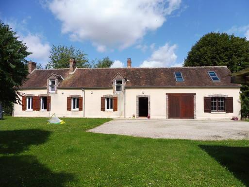 País de intercambio de casas Francia,St Germain des près, loiret,New home exchange offer in St Germain des prè,Imagen de la casa de intercambio