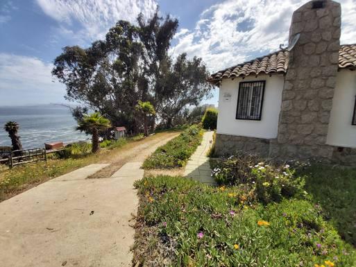 Huizenruil in  Chili,Algarrobo, Valparaíso,New home exchange offer in Algarrobo, Chile,Huizenruil foto advertentie