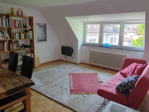 Huizenruil in  Duitsland,Freiburg, Baden Württemberg,3 room apartment in the center of Freiburg,Huizenruil foto advertentie