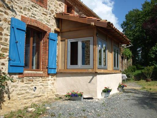 Bostadsbyte i Frankrike,Darnac, Limousin,New home exchange offer in Darnac France,Home Exchange Listing Image