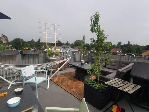 Koduvahetuse riik Saksamaa,München, Bayern,Family friendly Flat with huge roof top terra,Koduvahetuse kuulutuse pilt