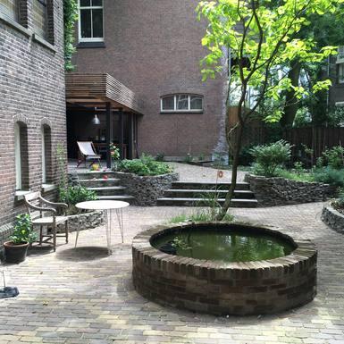 Koduvahetuse riik Holland,Amsterdam, NOORD-HOLLAND,275 square meter appartment with garden.,Koduvahetuse kuulutuse pilt