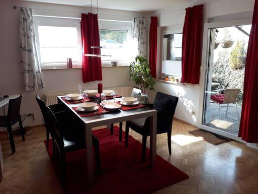 BoligBytte til Tyskland,Geisingen, Baden-Württemberg,2-room flat near black forest +lake constance,Boligbytte billeder