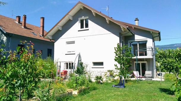 BoligBytte til Frankrig,Barberaz, Savoie,Family house in Barberaz, near French Alps,Boligbytte billeder