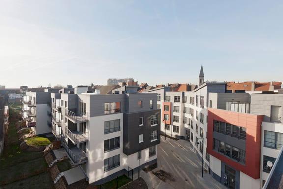 Échange de maison en Belgique,Belgium, Brussels,Modern apartment nearby Bxl South Station,Echange de maison, photos du bien