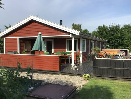 Home exchange in Denmark,Skibby, ,Very nice holiday house,Home Exchange  Holiday Listing Image
