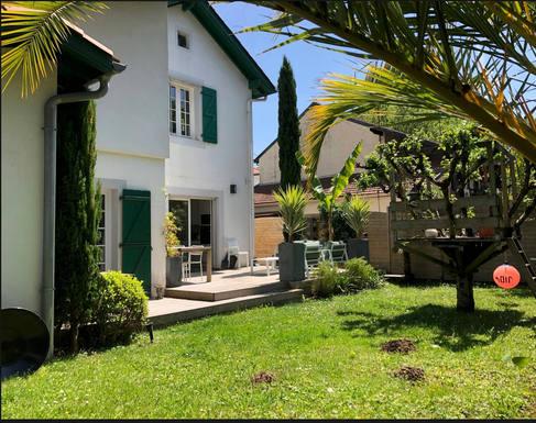BoligBytte til Frankrig,Bayonne, Nouvelle Aquitaine,La maison de Céline et Jean-Charles,Boligbytte billeder