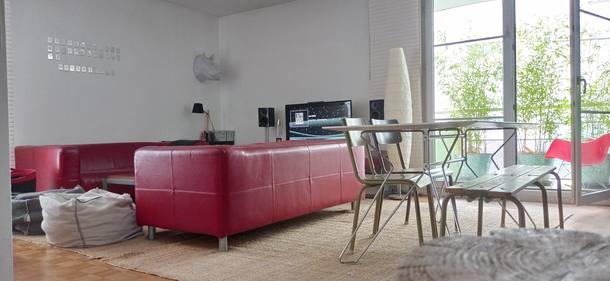 Huizenruil in  Frankrijk,PARIS, FRANCE,Paris: Avalable in August idéal for familly,Huizenruil foto advertentie