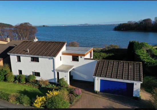 Koduvahetuse riik Suurbritannia,Dalgety Bay, Fife,Home on banks of Forth , views of Edinburgh,Koduvahetuse kuulutuse pilt
