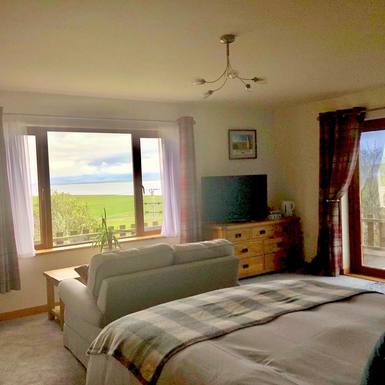 Home exchange in United Kingdom,Rendall, Orkney,Lovely house with sea views in Orkney,Home Exchange  Holiday Listing Image