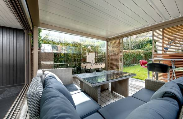 Bostadsbyte i Belgien,Bruxelles, Uccle,Family house from the 1940s,Home Exchange Listing Image