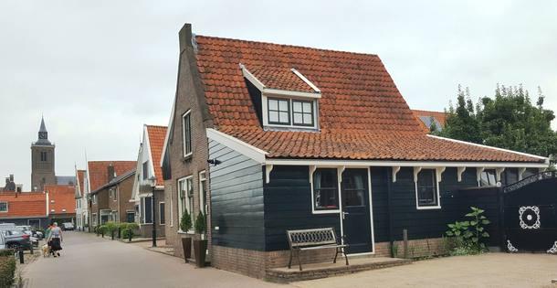 Home exchange in Netherlands,de rijp, noordholland,historische dorp in de Eilandspolder,Home Exchange  Holiday Listing Image