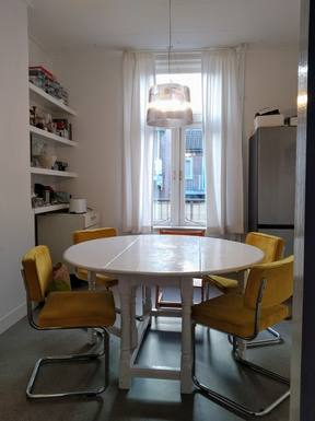 Échange de maison en Pays-Bas,Arnhem, Gelderland,Spacious Arnhem City apartment,Echange de maison, photos du bien