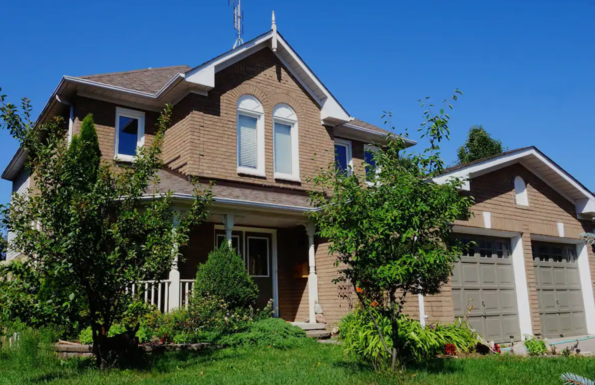 BoligBytte til Canada,whitby, ontario,New home exch. offer in Whitby, near Toronto,Boligbytte billeder